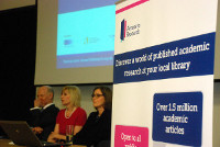 Access to Research initiative launches