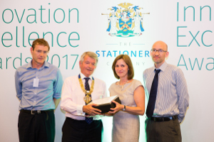 Clean sweep for PLS in Stationers' Innovation Excellence Awards 2017