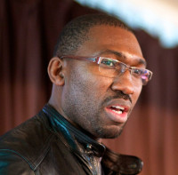 Kwame Kwei-Armah addresses PLS-sponsored Breakfast